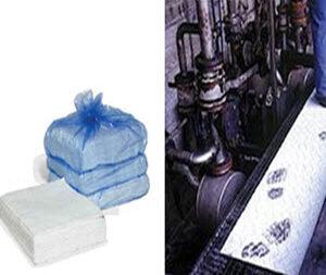 Almohadillas Antiestáticas y rollos Absorbente (Anti-Static Absorbent Pads & Roll)