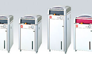 Autoclave sterilizers (Built-in Cooling Fan)