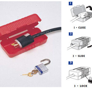 Electrical Plug Lockouts
