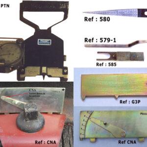 Gauges and Callipers (Medidores y calibradores)