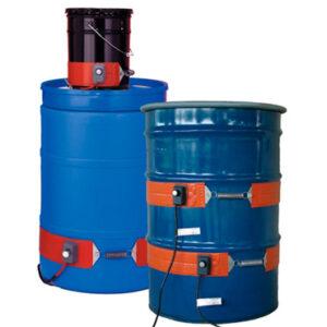 Calentadores HEAVY DUTY para cilindros metálicos y plásticos