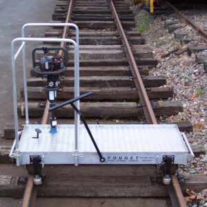 Motorized lightweight Platform Trolleys