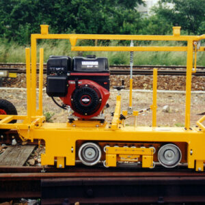 NB-15 Rail Grinding and Scrubber Machine
