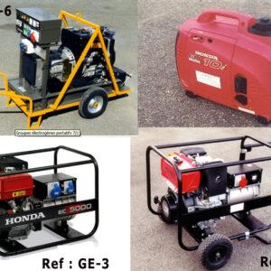 Portable Generating Sets