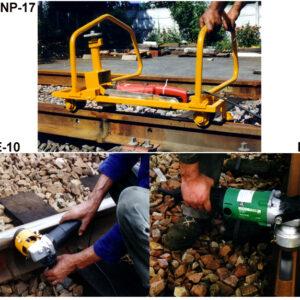 Rail Grinders (electric)