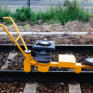 Rail Grinding – Rail Head Scrubber Machines
