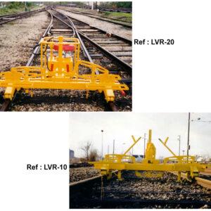 Rail-Lifting Machines