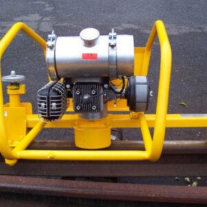 Rail Profiling Grinders