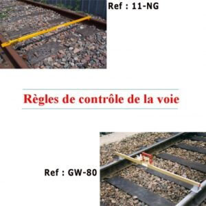 Gauge for Track ( medidor de pista )