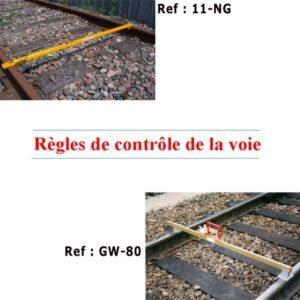 Gauge for Track ( medidor de pista )