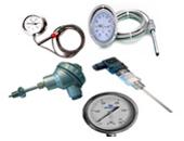 Manómetros, Termómetros, Sensores Y Transmisores De Presión Y Temperatura Manómetros, Termómetros, Sensores Y Transmisores De Presión Y Temperatura