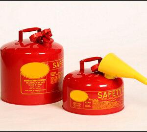 Recipientes para Gasolina y Aceites