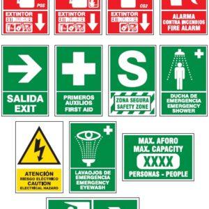 Señales Bilingues