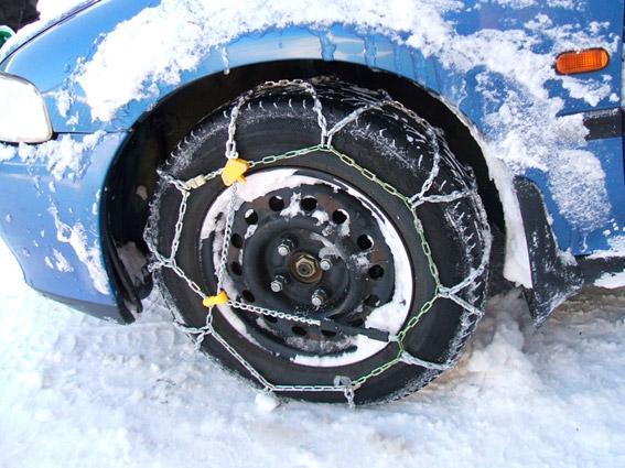 Cadenas protectoras para Neumáticos