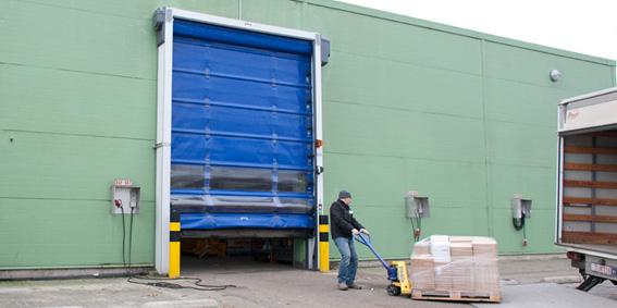 Puertas Heavy Duty Flexibles, rápidas e inteligentes